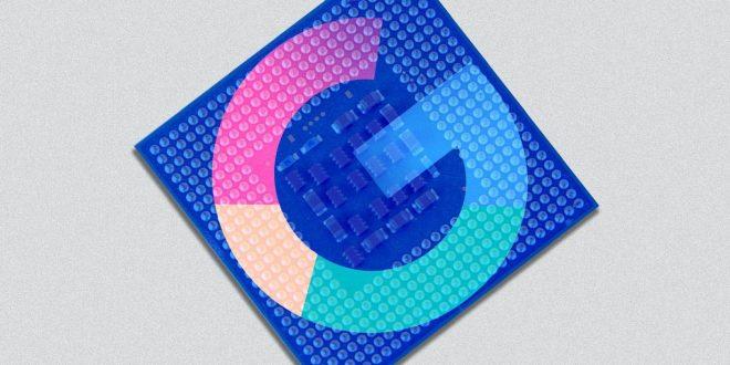 تراشه اختصاصی گوگل برای کروم بوک و پیکسل