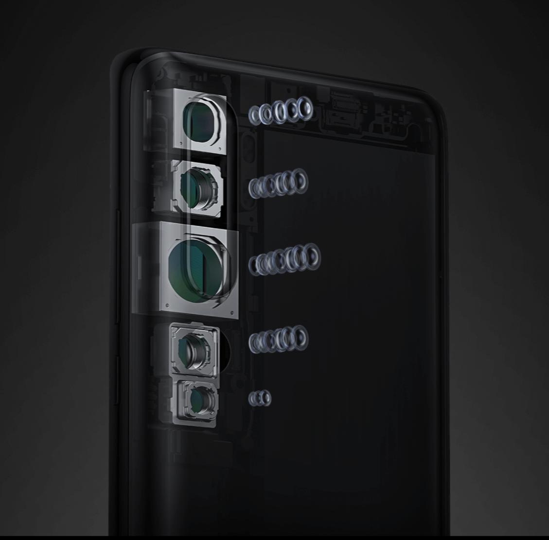 شیائومی روی گوشی با دوربین ۱۴۴ مگاپیکسلی کار میکند